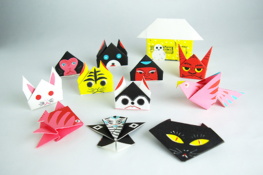 The Origami Works of Cochae