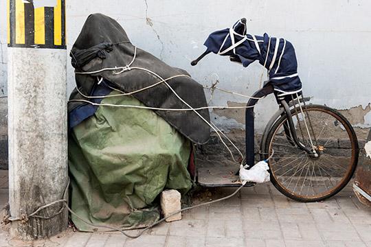 Bicycles in Beijing, Now