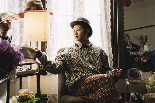 The Hats of Kumi Ding