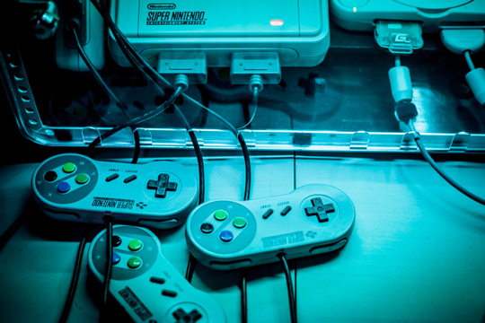 The Retro Games of Joypad