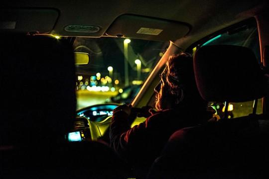 On the Road with Kenzo Ejiri