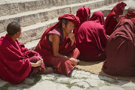 A Road Trip in Tibet