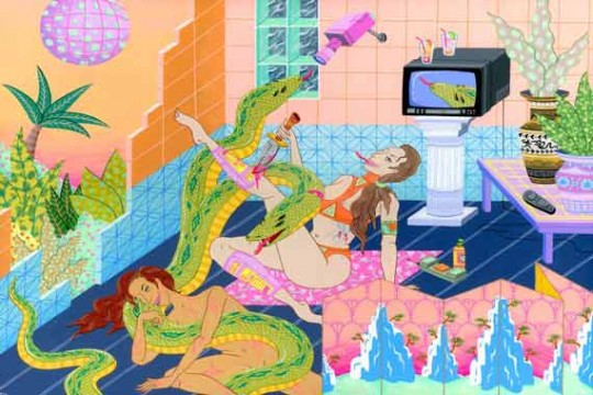 Kristen Liu's Art
