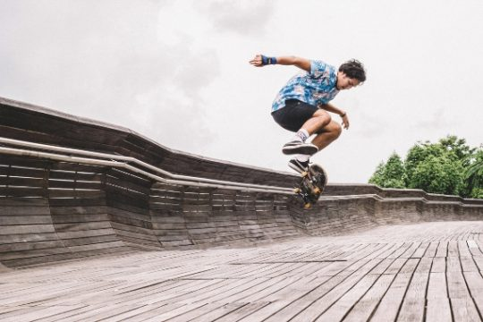 The Singaporean Skate Scene