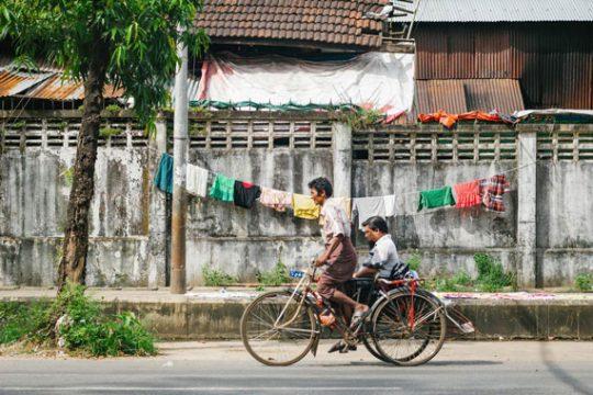 The People of Yangon