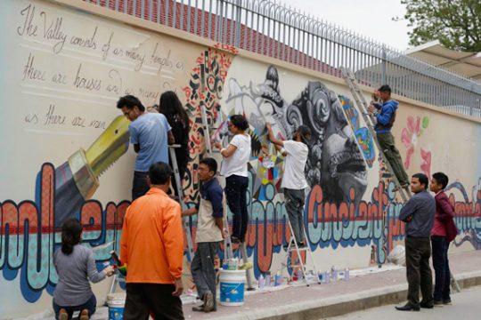 The 2017 Kathmandu Triennale
