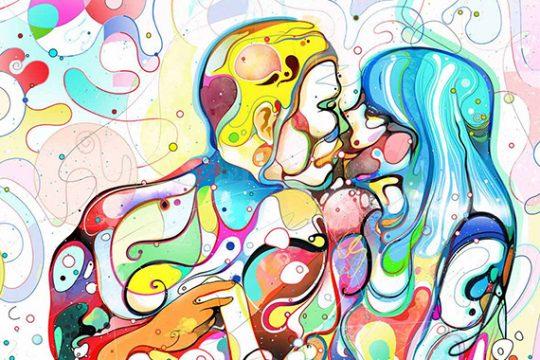 Indulging in Colors