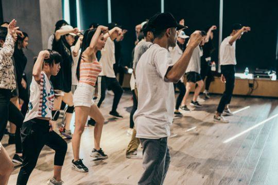 Building Bridges Through Dance