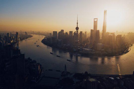 Dear Shanghai, I Love You