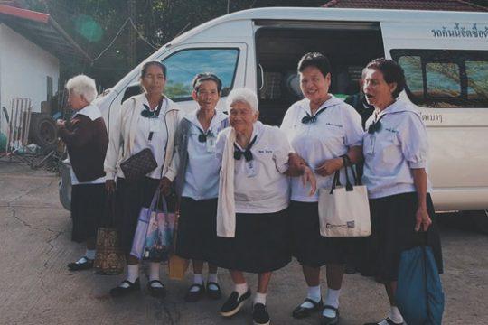 Naphu School For The Elderly