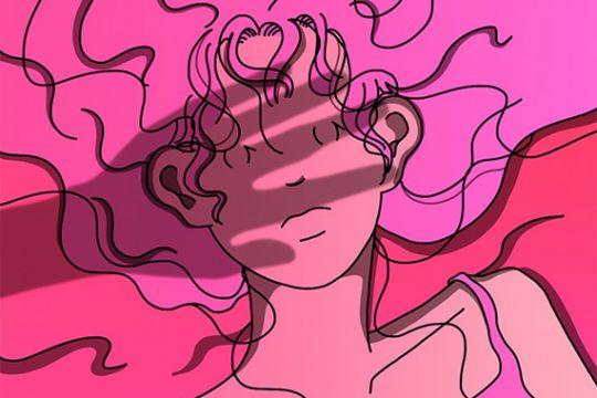Shin Morae's Rosy World
