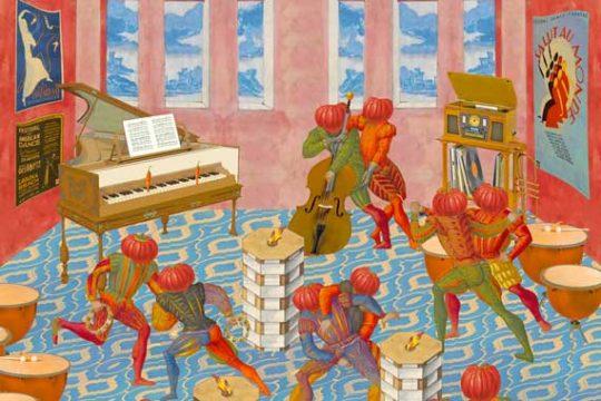 Modern Medieval Fantasia