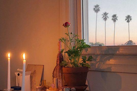 Mixed Lighting at Home