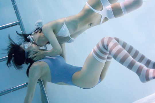 The Diving Belle & the Shutterbug