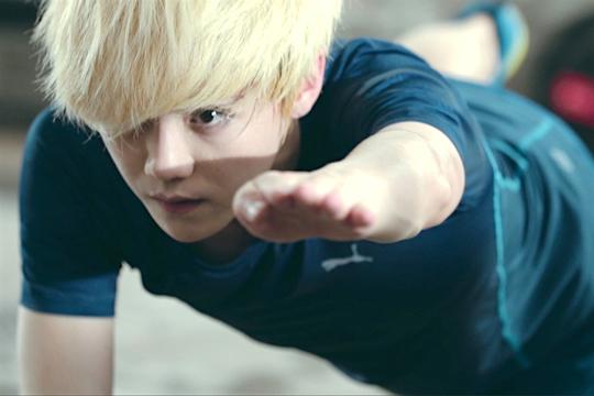 """Lu Han's """"Forever Faster"""""""