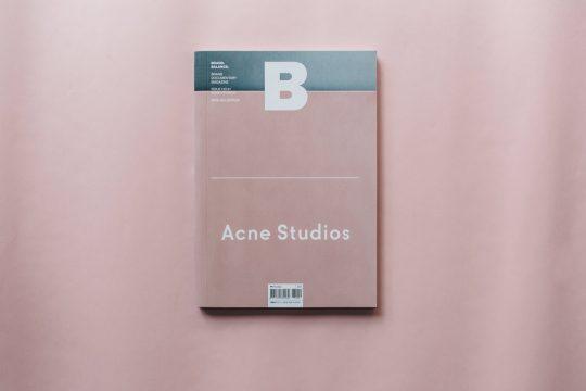Magazine B – Acne Studios