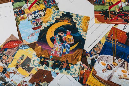 Phantasien Postcards